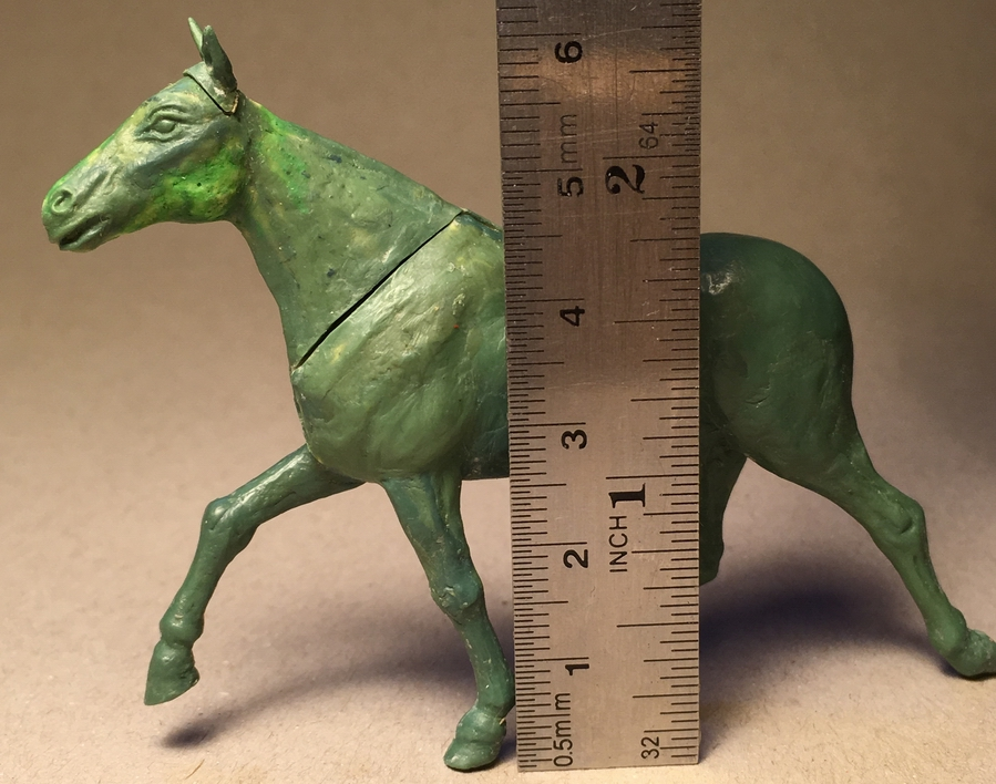 horses 54mm toy soldiers 1:32