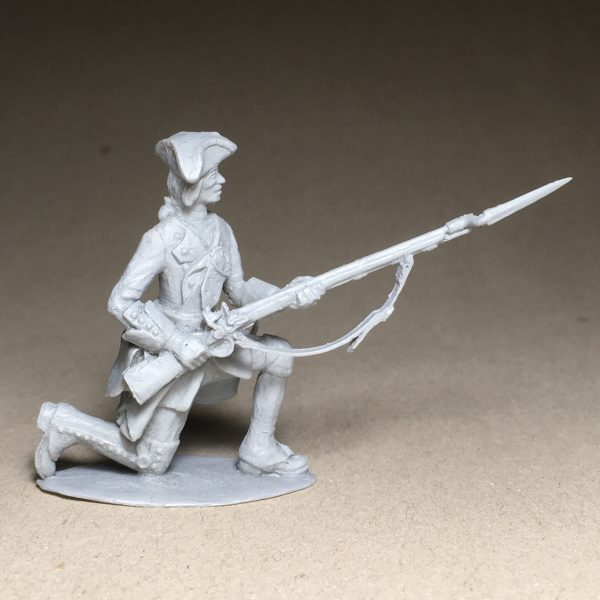 Redcoats toy soldiers 54mm 1:32 War of the Austrian Succession FIW SYW